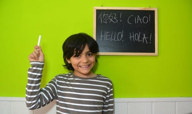 世界共通言語について