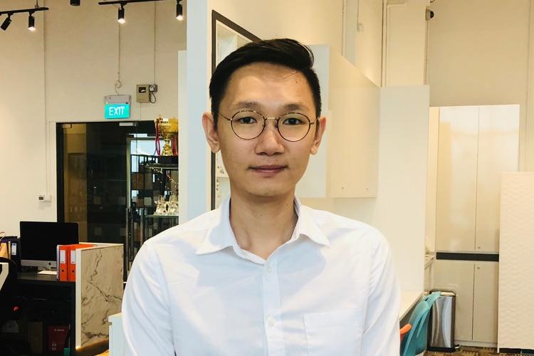 中国系シンガポール人 男性