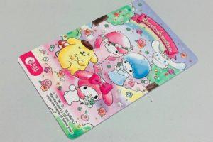 シンガポールMRTカード