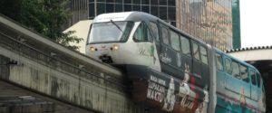 マレーシアの交通機関(鉄道)について