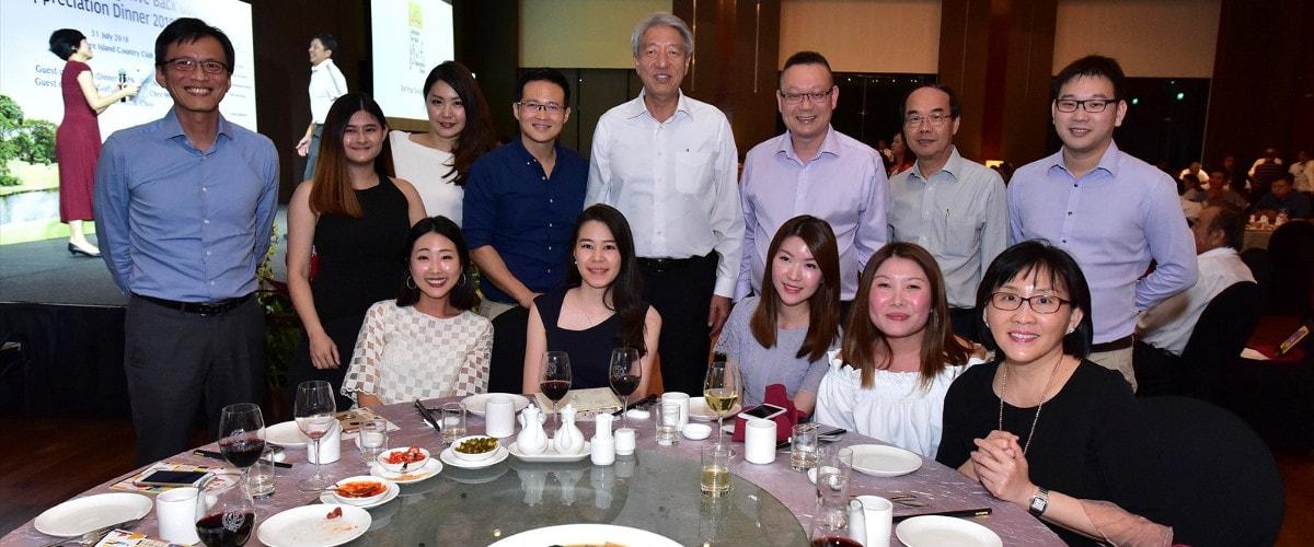 【企業CPR活動】NECDC Charity Dinner Eventに招待されました。