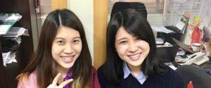 大学院に向けて挑戦したインターンシップ【亜紀さん】