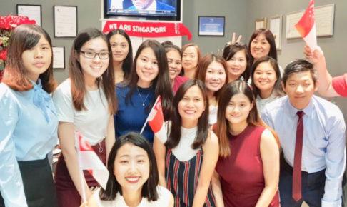マレーシア人材業界で営業担当