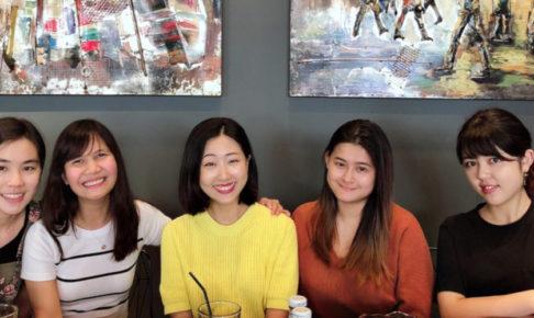 シンガポールに留学後インターンシップに挑戦