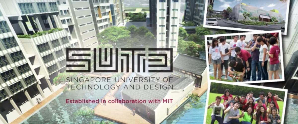 シンガポール工科大学共同での奨学金の授与(人工知能、ビックデータ分野)