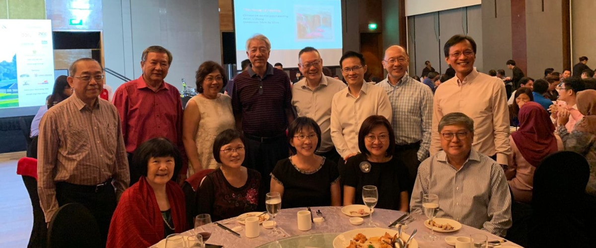 North East Community Give Back Golf & Appreciation Dinner 2019