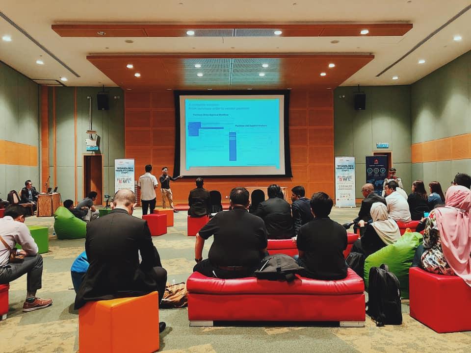 SAPコンサルティング会社での営業マーケティング